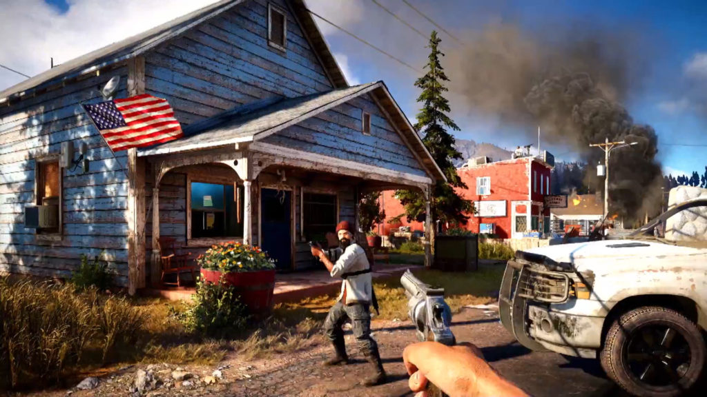 A Look At Far Cry 5 Gameplay Obilisk