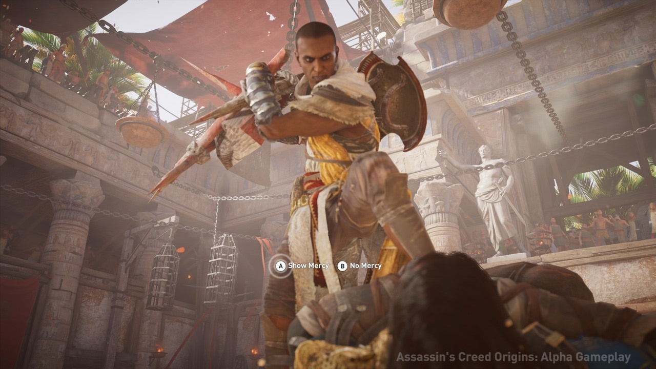 I M Excited For Assassin S Creed Origins And You Should Be Too