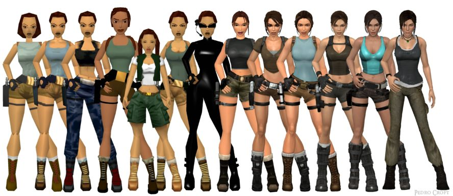A Look at Lara Croft: The Hero of Tomb Raider