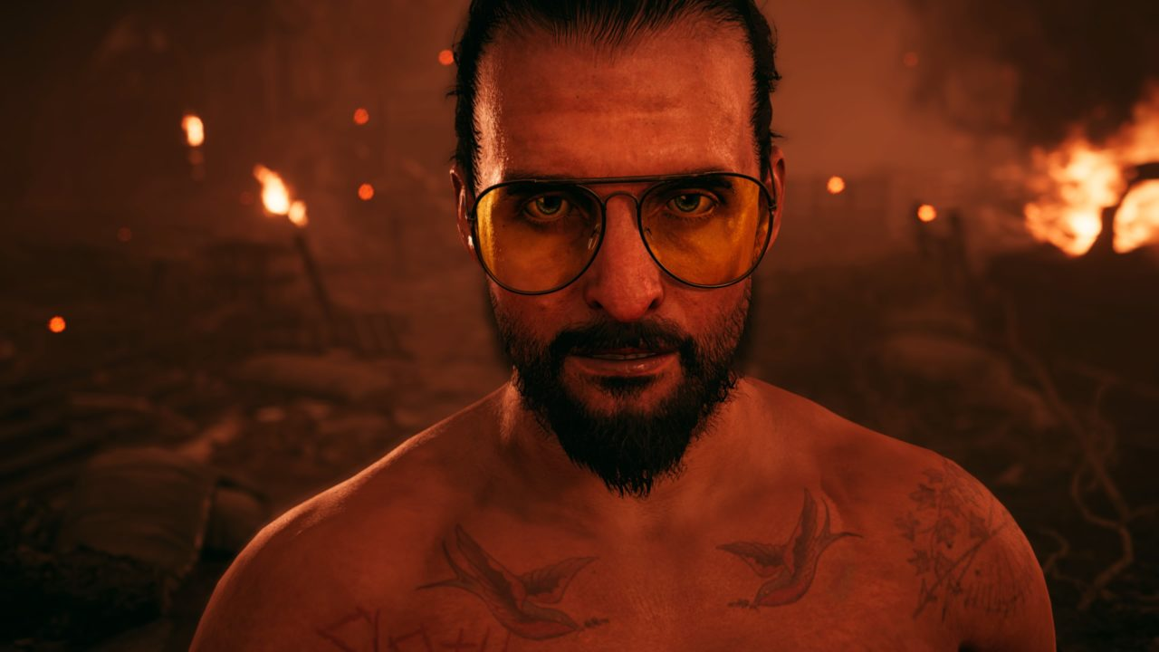The Strange Truth Behind Far Cry 5 S Fiction Obilisk