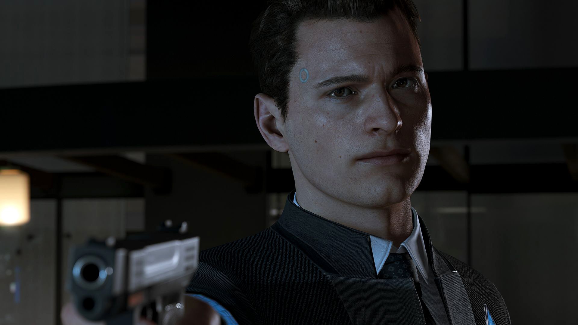 Androids Among Us The Warning Narrative Of Detroit Become