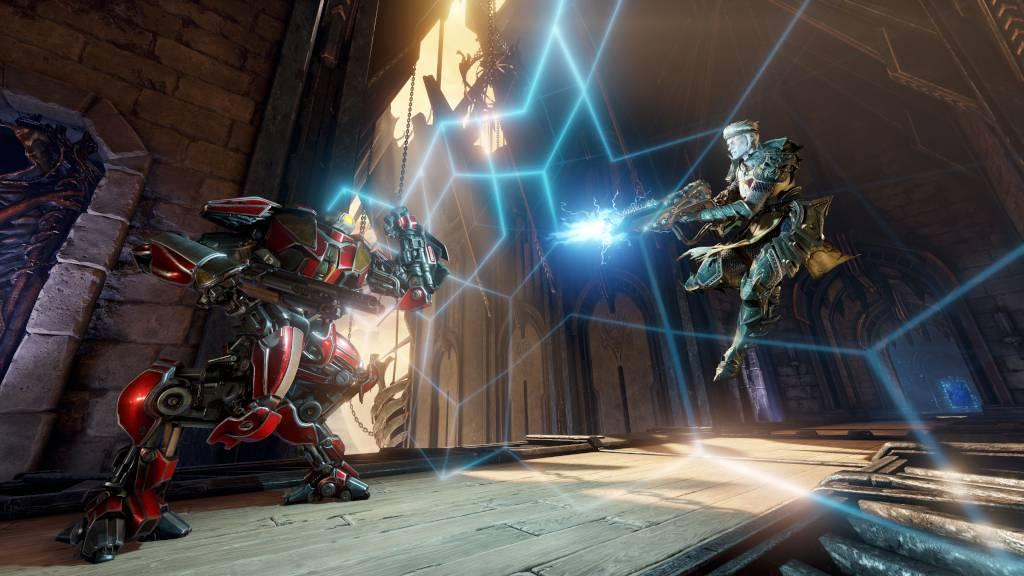 Quake Champions gets a Free Trial Week | Obilisk