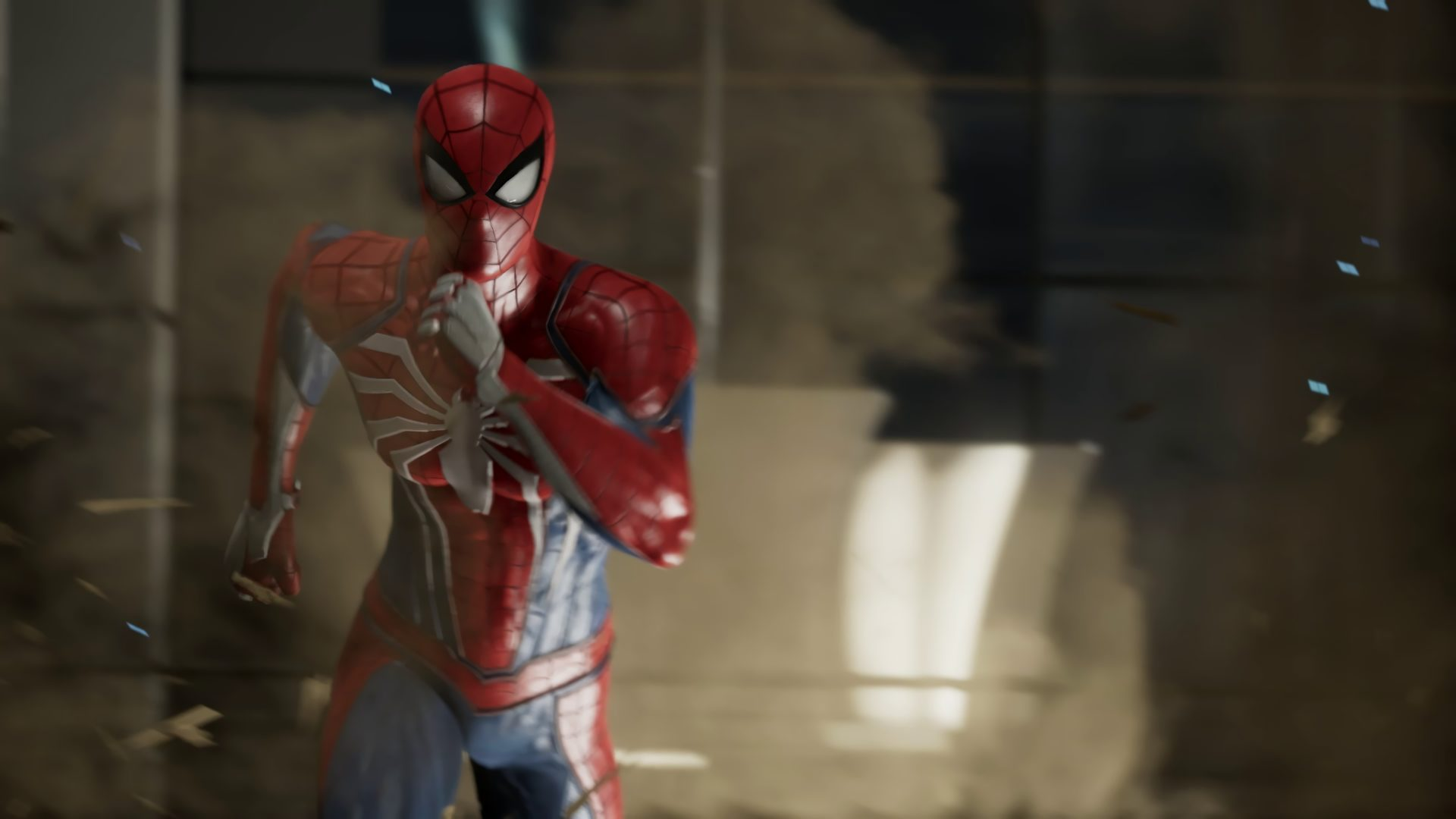 Spider Man Gamescom Gameplay Demo Obilisk